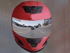 Empresa americana lança capacete com câmeras