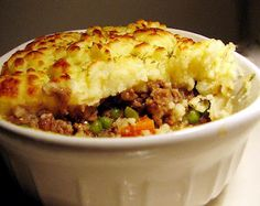 Shepard's Pie - this recipe is soooo good! And so easy! Will definitely be making again in the near future!