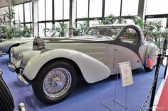 Bugatti T57 Bugatti Cars, Bugatti Veyron, Vintage Cars, Antique Cars, Hispano Suiza, Car Stuff, Old Cars, Maserati, Autos