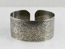 Sand - metal bracelet