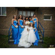 W E D D I N G🎀  Jamaican bride, bridesmaids and flower girl at the beautiful wedding of Fiona + Ray. Jamaica/Nigerian wedding.  #londonwedding #naijajam #weddingphotographers #wedding #ompphotography #olamintphotography #ompmedia #bridalstyle #olamintmediaphotography #couple #londonwedding #weddingphotographers #fionaraywedding #wedding #london #nigerianwedding #dreamwedding #couple #latestcouple #wedding #professionalphotographer #weddingphotographer #olamint #kissthebride #kiss…