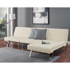 Emily Futon Chaise Lounge - Walmart.com