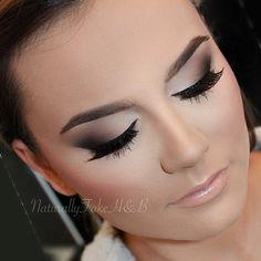 Smokey Brown Eyeshadow