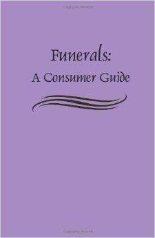 """""""When a loved one dies, grieving family members and friends often are confronted with dozens of decisions about the funeral – all of which must be made quickly and often under great emotional duress. What kind of funeral should it be? What funeral provider should you use? Should you bury or cremate the body, or donate it to science? What are you legally required to buy? What other arrangements should you plan? And, as callous as it may sound, how much is it all going to cost?"""