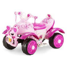 Kid Trax Disney Princess Quad Ride On Gender: Unisex. Kid Trax Disney Princess Quad Ride On Disney Princess Toddler, Disney With A Toddler, Little Princess, Princess Toys, Pink Princess, Ford Gt, Disney Gift, Disney Toys, Play Kitchens