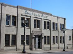 Sunbeam Bakery...takes me back to when I was a kid. The pleasant aroma of freshly baked bread!!