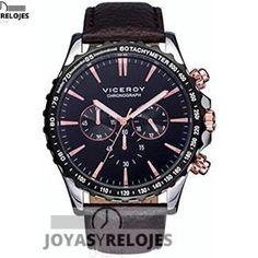 Fantástico ⬆️😍✅ Viceroy 47829-07 😍⬆️✅ , Modelo perteneciente a la Colección de RELOJES VICEROY ➡️ PRECIO 189 € En exclusiva en 😍 https://www.joyasyrelojesonline.es/producto/reloj-viceroy-caballero-47829-07-sumergible-con-cronografo/ 😍 ¡¡Edición limitada!! #Relojes #RelojesViceroy #Viceroy