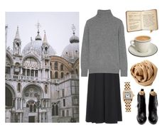 """I mean business"" by mozart-and-coffee ❤ liked on Polyvore featuring Alexander McQueen, Equipment, Acne Studios, Brunello Cucinelli, Cartier and vintage"