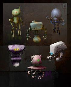 Tini Robots