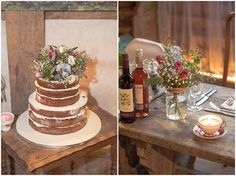Hannah and Paul�s Rustic Boho DIY Wedding. By Green Glass Photography