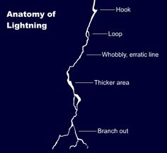 Lightning anatomy- the thing you didn't know you need till available ;3 (drawing help, reference)