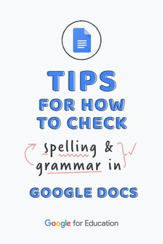Grammar groupies rejoice: Google Docs has new suggestions that will help your writing shine. Phrases And Sentences, Common Phrases, Personal Dictionary, Cognitive Bias, Smart Quotes, Spelling And Grammar, Google Docs, Teacher Hacks, Machine Learning