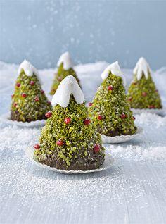 Lindt & Sprüngli   Weihnachts-Petits-Fours