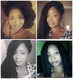 Havanna Twist Share By Donnie - http://www.blackhairinformation.com/community/hairstyle-gallery/braids-twists/havanna-twist-share-donnie/ #twists #havanatwists #protectivestyling