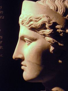Hera was the wife and one of three sisters of Zeus in the Olympian pantheon of Greek mythology and religion. Her chief function was as the goddess of women and marriage. Her counterpart in the religion of ancient Rome was Juno. The cow and the peacock were sacred to her. Hera's mother was Rhea and her father Cronus.