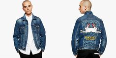 God Save the Queen and all: Kinfolk x Levi´s:  Limited Edition Trucker Jacket #kinfolk #levis #limitededition #trucker #jacket