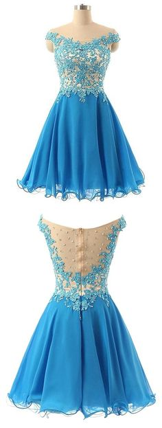Lace Homecoming Dress