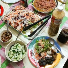 Mother's day lunch at my grandfather's house  #ketobae #ketoph #keto #ketofam #ketodiet #ketogenic #atkins #paleo #fitfam #lchf #lowcarb #lowcabhighfat #weightloss #fitnessjourney #fitness #food #fooddiary #lunch #pinoyfood #filipinofood by ketobae