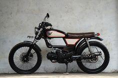 Ciclomotore HONDA - HONDA SUPRA 100 CC | THEKATROS