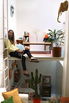 HOME & GARDEN: Petite surface : 21 m2 à Madrid
