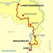 Pelgrimspad deel 2 LAW 7-2: Den Bosch - Weert - Sittard - Maastricht - Vise http://wandelnet.nl/pelgrimspad-deel-2-law-7-2