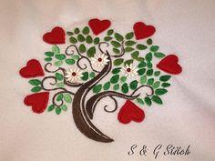 Liebesbaum ? Lebensbaum ? Egal - Liebe ist Leben und Leben ist Lieben !!