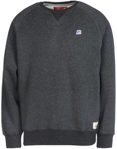 1bea4dcbc9667 Russell Athletic Vintage Crew Sweat With Concealed Pockets - Men Sports T- Shirt on YOOX. The best online selection of Sports T-Shirts Russell Athletic .