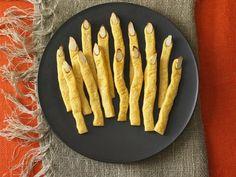 Rezept: Hexenfinger zu Halloween