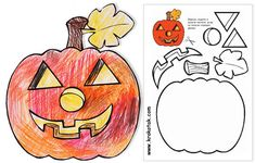 halloween diy kids crafts HALLOWEEN Collage