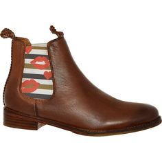 Buy Brown Stripe Gusset Chelsea Boots at TK Maxx Shoe Boots, Ankle Boots, Shoes, Tk Maxx, Chelsea Boots, Brown, Stuff To Buy, Women, Fashion
