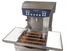 Automatic tempering machine #chocolate