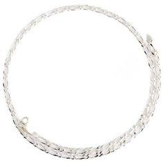 Chaine en argent 925 - Cadeau Anniversaire unique L: 48 cm: ShalinCraft: Amazon.fr: Bijoux