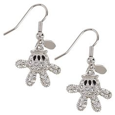 Mickey earrings :)  #Disney