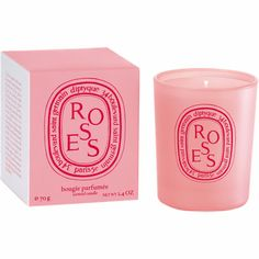 These candles not only are divine, but proceeds go to the Pink Agenda!