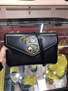 8fc5bfbd7441 Gucci Rajah Medium Shoulder Bag 537241 Black #gucci rajah #gucci shoulder  bag 537241 #