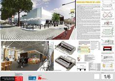 Galeria de Primeiro Lugar no Concurso para a Requalificação do Mercado Público de Lages-SC / Zulian Broering + Zanatta Figueiredo - 22