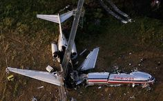 Bizarre Plane Crashes: The crew of AA flight 1420 failed to arm the spoilers during their pre-landing checks.