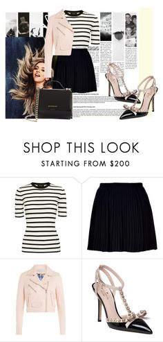 """""""Untitled #703"""" by debysilviaa on Polyvore featuring Theory, RED Valentino, Emilio Pucci, Kate Spade and Givenchy"""
