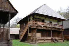 Case româneşti tradiţionale - Căutare Google Traditional House, Old Houses, Romania, House Design, The Originals, Country, House Styles, Folklore, Dan