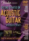 Fender Presents: Getting Started on Acoustic Guitar -- A Guide for Beginners - http://www.learntab.com/guitar-sheet-music/fender-presents-getting-started-on-acoustic-guitar-a-guide-for-beginners/