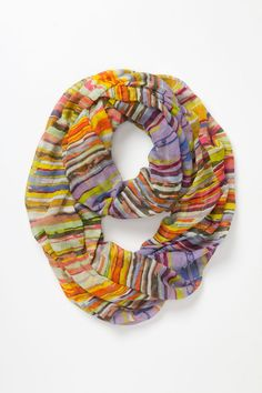 Quintana Roo Scarf - Anthropologie.com... might have to get it just for the name