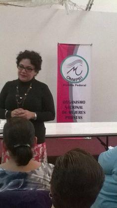 Curso Derechos Humanos #MujeresDeLaCDMX
