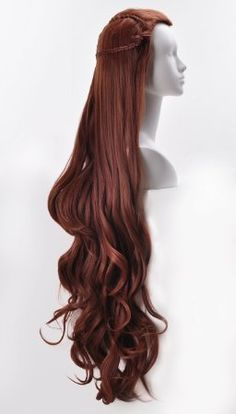 Tauriel Wig - Amazon.