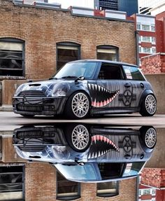 Schomp MINI | MINI Countryman | Dream MINI Cooper | MINI Art Cars