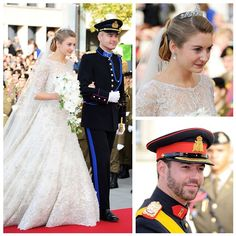 Wedding of Guillaume, Hereditary Grand Duke of Luxembourg, and Countess Stephanie de Lannoy, 19-20 October 2012. - @princess_monaco- #webstagram