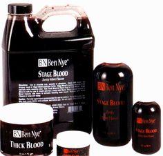 Stage Blood #SB by Ben Nye Makeup Blood by Ben Nye Makeup!! - Starting at $2.99