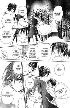 Vampire Knight 11 - Read Vampire Knight Chapter 11 Page 21 Online | MangaSee