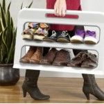 am trying to figure out when we would need this ... ... ... Portable Foldable Shoe Rack