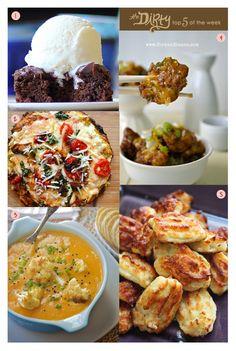 unique cauliflower recipes