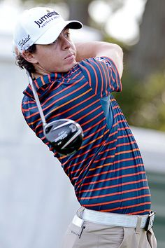 Rory McIlroy Number 1 Golfer